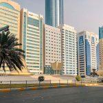 منطقة النادي السياحي في أبوظبي