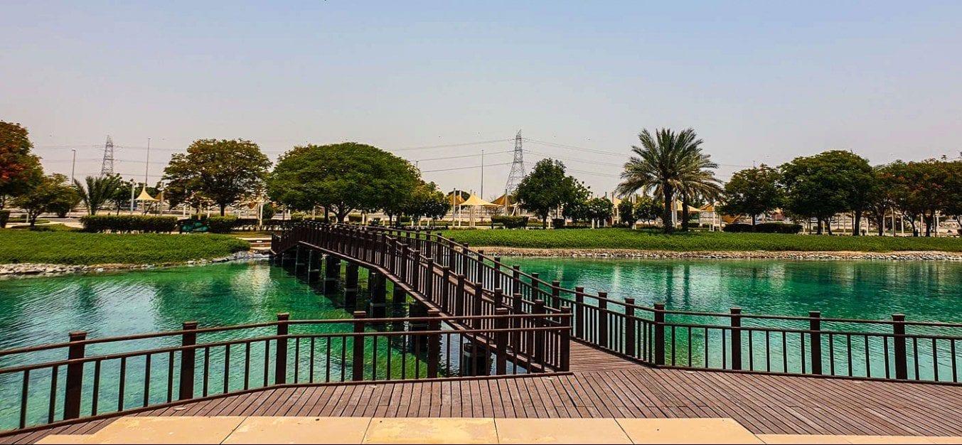 منطقة صحارى ميدوز في مجمع دبي الصناعي