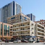 منطقة عجمان وسط المدينة في عجمان
