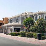 منطقة فالكون سيتي أوف وندورز في منطقة دبي لاند