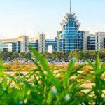 مجمع فلل السمر في منطقة واحة دبي للسيليكون
