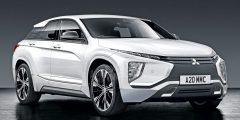 سيارة ميتسوبيشي لانسر 2020
