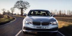 BMW 520d سيارة