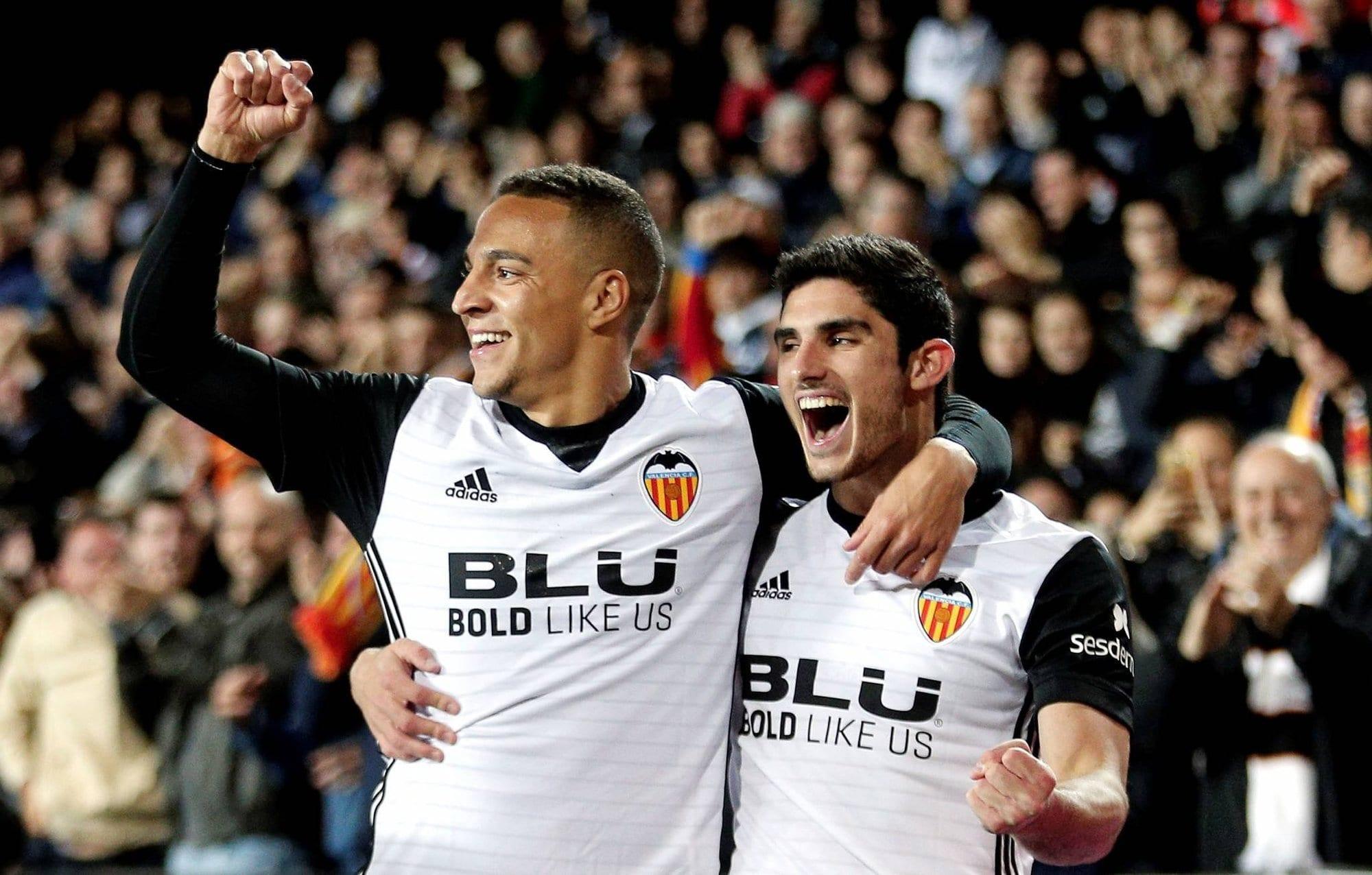 فريق فالنسيا الإسباني