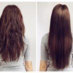 أضرار البروتين لفرد الشعر