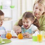 أعداد الوجبات الصحية للأطفال