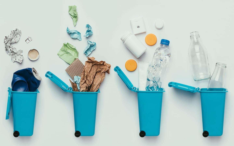 أفكار لإعادة التدوير