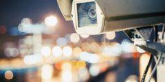 أنواع كاميرات المراقبة