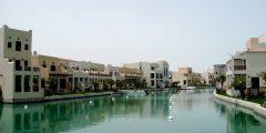 أين تقع جزيرة أمواج في البحرين
