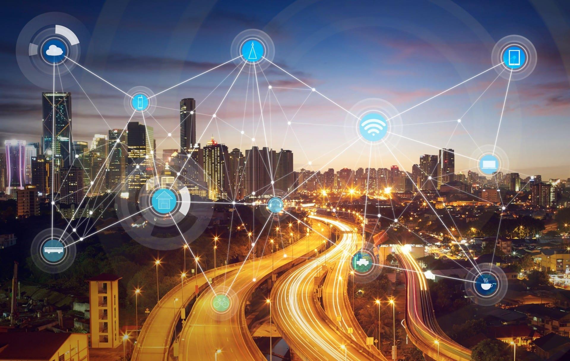المدن الذكية المستدامة
