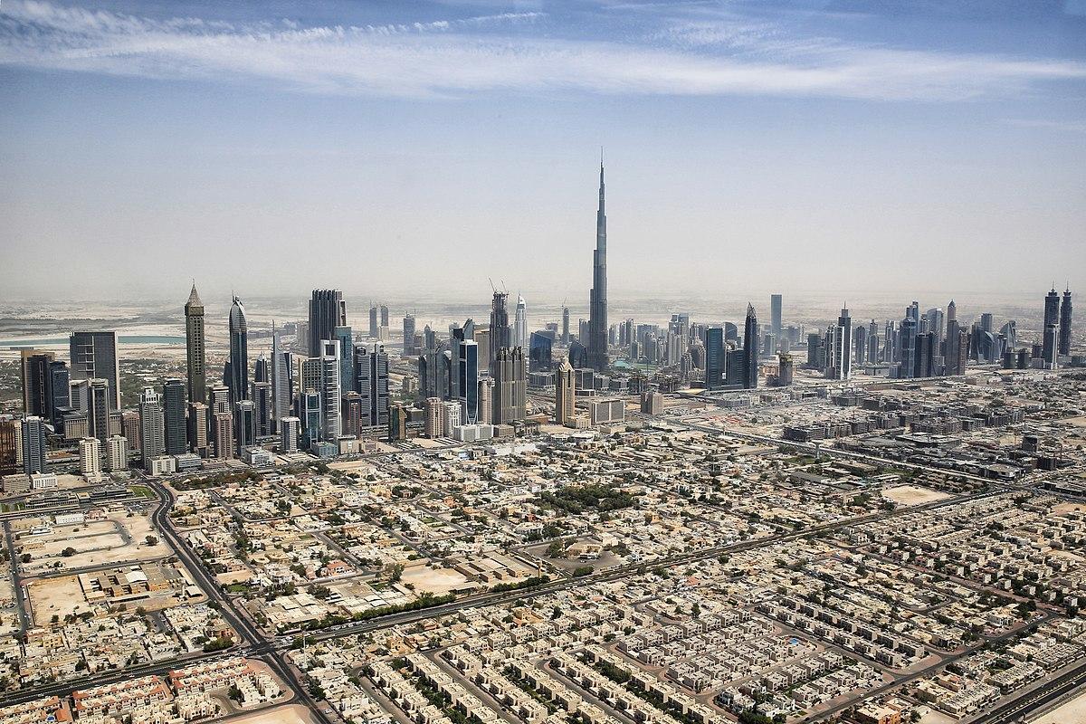 جزيرة الأمراء في دبي