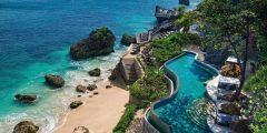 جزيرة الجبل الأخضر في إندونيسيا