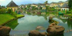 جزيرة الحب في باندونق