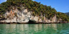 جزيرة العذراء الحامل الماليزية