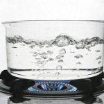 درجة غليان الماء المالح