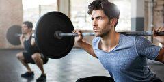 رفع الأثقال لزيادة الوزن