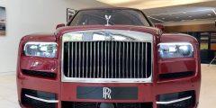 سيارات rolls royce 2019