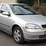 سيارة أوبل استرا 2002