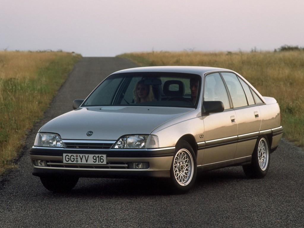 سيارة أوبل اوميغا 1991