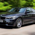 سيارة BMW 520i