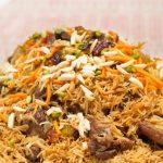 طريقة تحضير أرز الكبسة