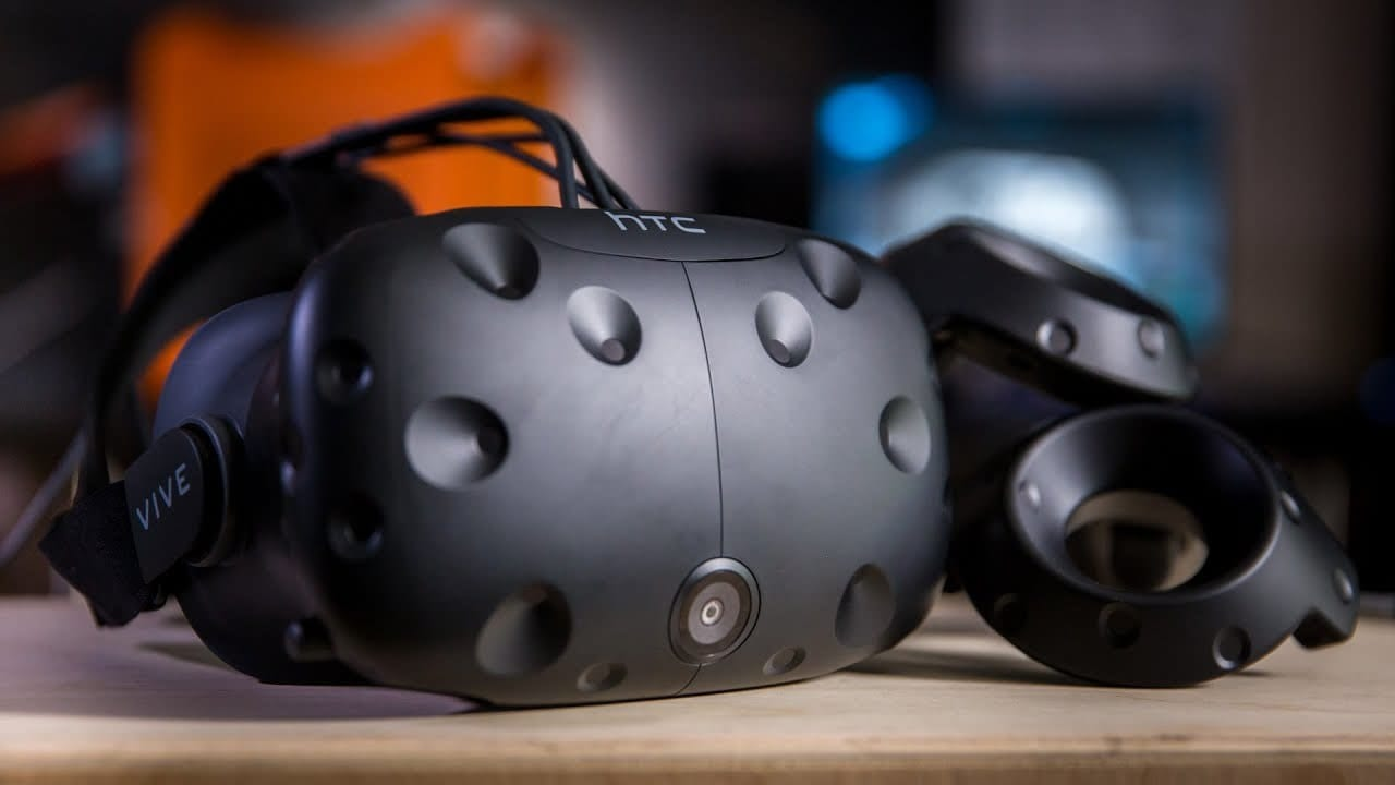 عيوب نظارة الواقع الافتراضي HTC vive