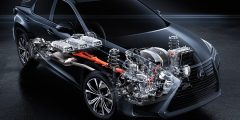 كيف يعمل محرك سيارة الهايبرد
