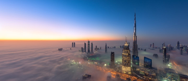 مجمع دبي ريزيدنس في منطقة دبي لاند