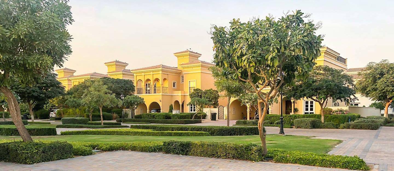 مجمع ذا هيسينداس في دبي
