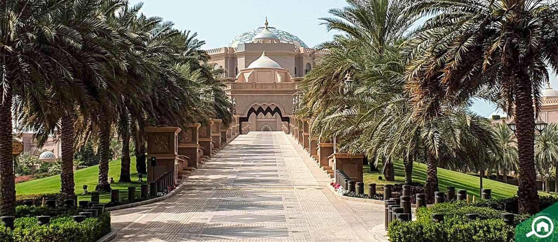 مجمع مطار البطين في أبو ظبي