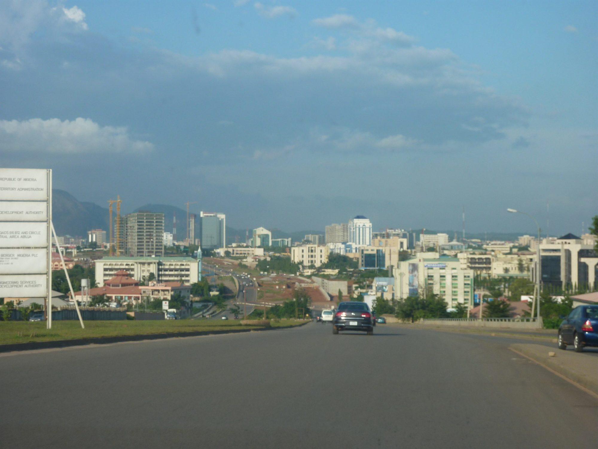مدينة أبوجا