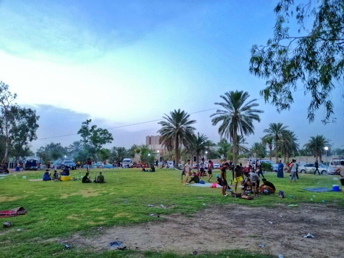 مدينة الحبانية في محافظة الأنبار