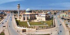 مدينة العبيدي في محافظة الأنبار