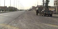 مدينة حصيبة الشرقية في محافظة الأنبار