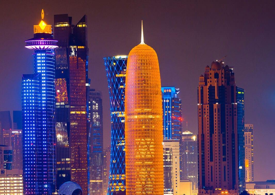 مدينة خليفة في قطر