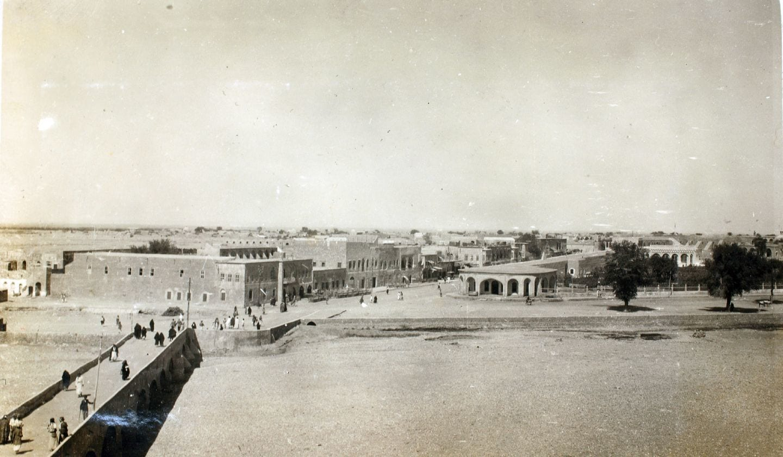 مدينة داقوق في محافظة كركوك