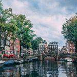 مدينة روتردام الهولندية