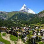 مدينة زيرمات السويسرية