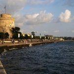 مدينة سالونيك في اليونان