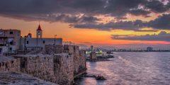 مدينة عكا الفلسطينية