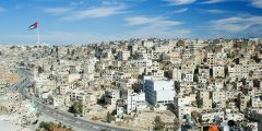 مدينة عمان عاصمة الأردن