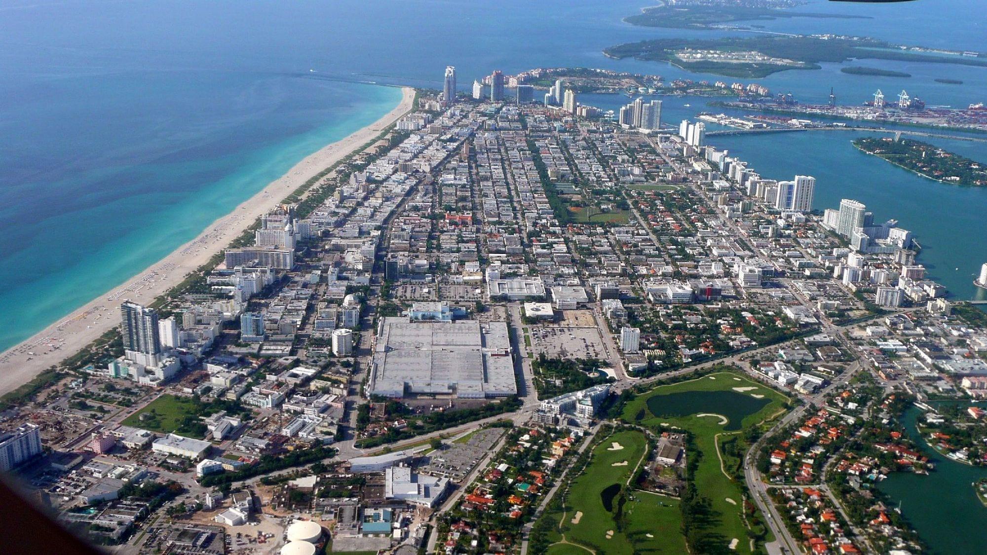 مدينة فلوريدا الأمريكية