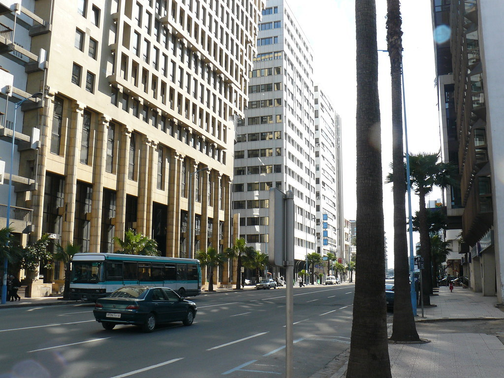 مدينة كازا المغرب