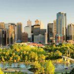 مدينة كالجاري في كندا