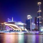 مدينة كوانزو بالصين