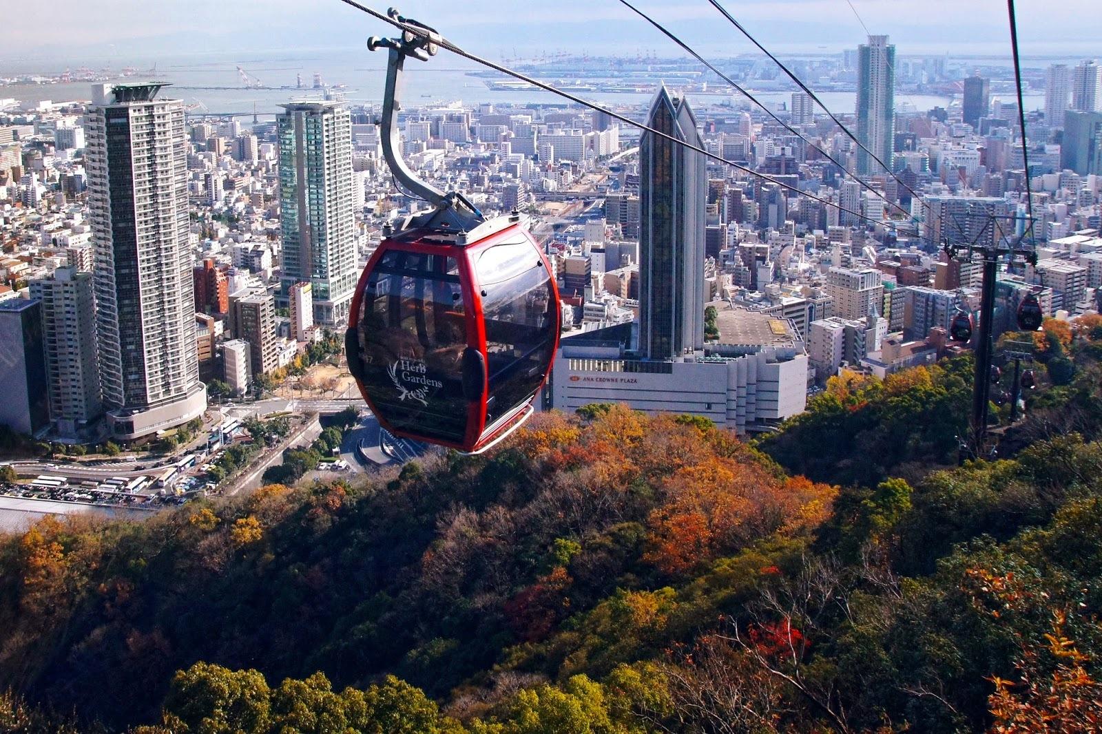 مدينة كوبي اليابانية