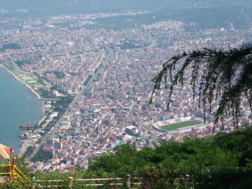 معلومات عن مدينة أوردو التركية