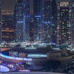 منطقة أبراج بحيرات جميرا في إمارة دبي