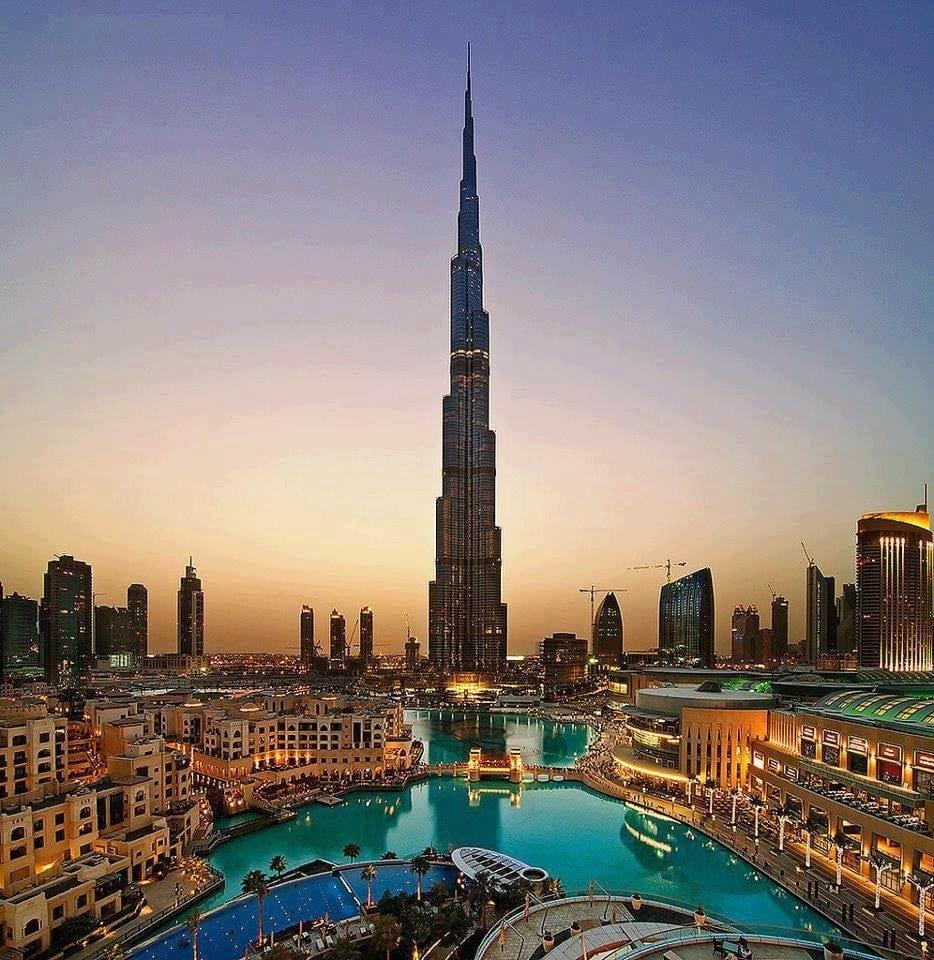 منطقة أم الشيف في إمارة دبي