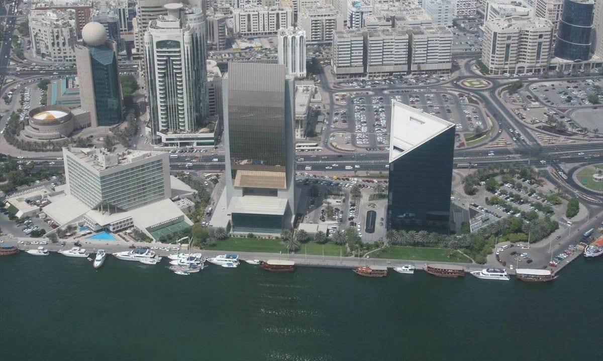 منطقة الحضيبة في إمارة دبي
